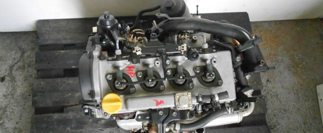Motor Opel Astra H 1.7CDTI 100cv Ref. Z17DTH