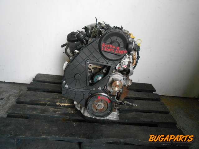 1 7 cdti motor: