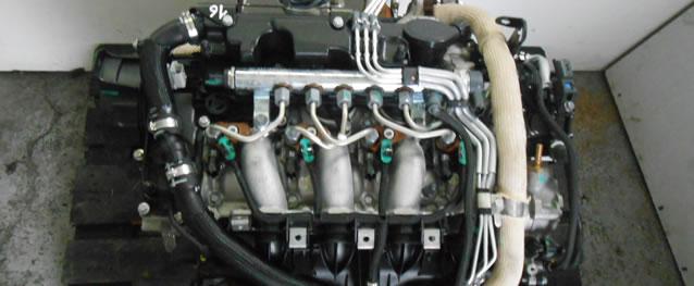 Motor PSA Citroen C5 2.2HDI 170cv Ref. 4HT
