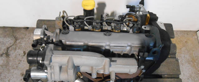 Motor Renault Laguna II 1.9DCI 120cv Ref. F9Q750