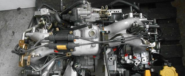 Motor Subaru Forester S10 2.0 125cv Ref. EJ20