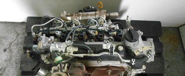 Motor Toyota Auris / Yaris 1.4 D4D Ref. 1ND