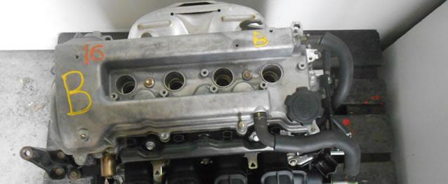 Motor Toyota Corolla (E11) 1.4 16V 97cv Ref. 4ZZ