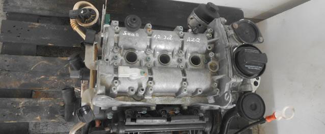 Motor VAG Seat Ibiza 1.2 (3 cilindros) Ref. AZQ