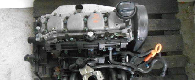 Motor VAG Volkswagen Polo (6N2) 1.4 60cv Ref. AKK