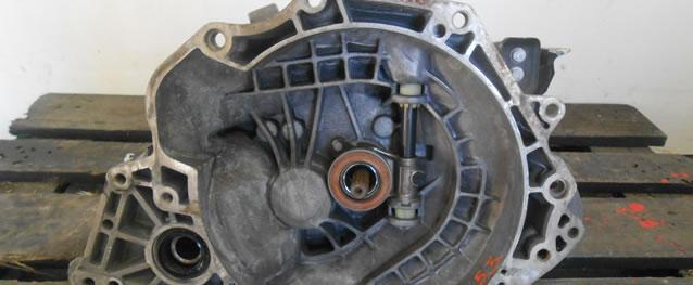 Caixa Velocidades Opel Corsa B 1.7D Ref. W355