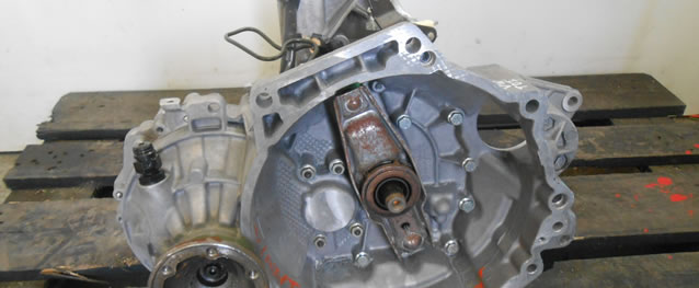 Caixa Velocidades VAG Seat Leon 1.9TDI 110cv Ref. EBF
