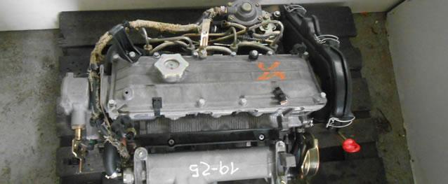 Motor Fiat Punto (177) 1.7TD 71cv Ref. 176A5000