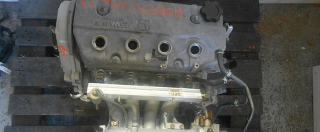 Motor Honda Civic V 1.5i LSi 101cv Ref. D15B7