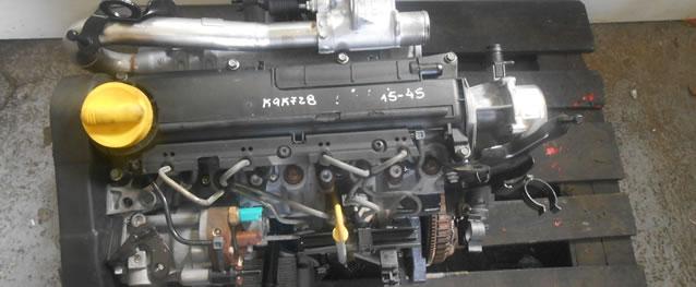 Motor Renault Clio 1.5DCI 101cv Ref. K9K728