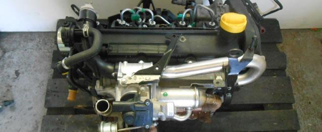 Motor Renault Kangoo 1.5DI 68cv Ref. K9K800