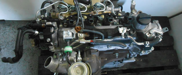 Motor Toyota Yaris 1.4 D4D Ano 2000 Ref. 1ND