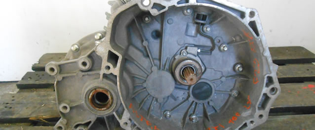 Caixa Velocidades Opel Astra H 1.7CDTI 100cv Ref. F23QJ
