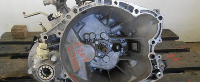Caixa Velocidades PSA Peugeot 206 2.0HDI Ref. 20DL76