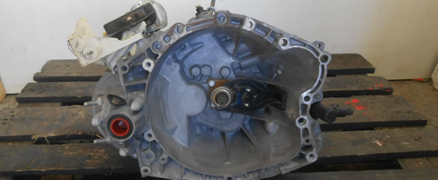 Caixa Velocidades PSA Peugeot 307 2.0HDI 107cv Ref. 20DM09
