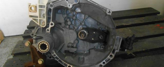 Caixa de Velocidades PSA Peugeot 307 1.6 16V Ref. 20CN20