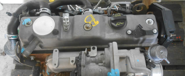 Motor Ford Transit Connect 1.8Di 75cv Ref. R2PA