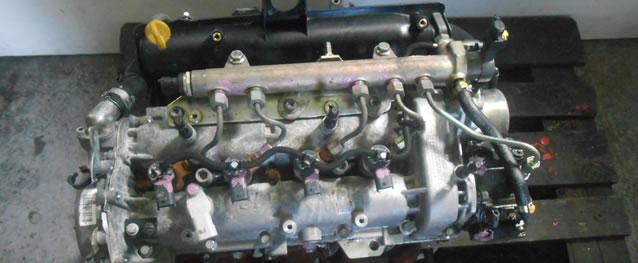 Motor Opel Combo 1.3CDTI 16V 75cv Ref. Z13DT