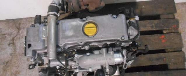 Motor Opel Vectra B 2.2DTI 117cv Ref. Y22DTR