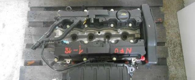 Motor PSA Citroen C3 I 1.6 16V 109cv Ref. NFU