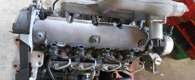Motor Renault Scénic 1.9DCI 101cv RX4 Ref. F9Q748