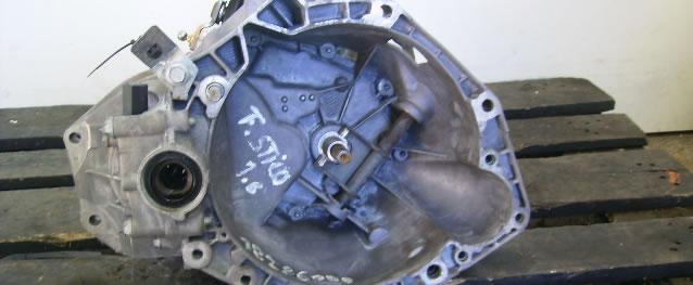 Caixa de Velocidades Fiat Stilo 1.6 Ref. Motor 182B6000