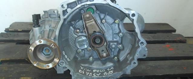 Caixa de Velocidades VAG Volkswagen Polo 1.4TDI 75cv Ref. GGV