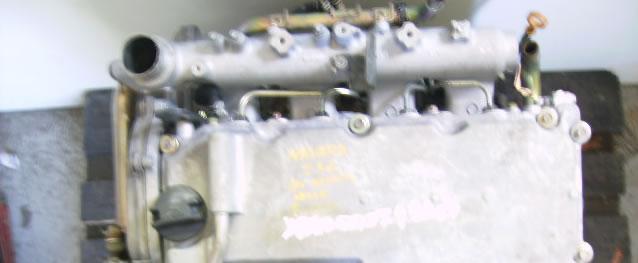 Motor Nissan Navara (D22) 2.5TD 133cv Ref. YD25DDTI