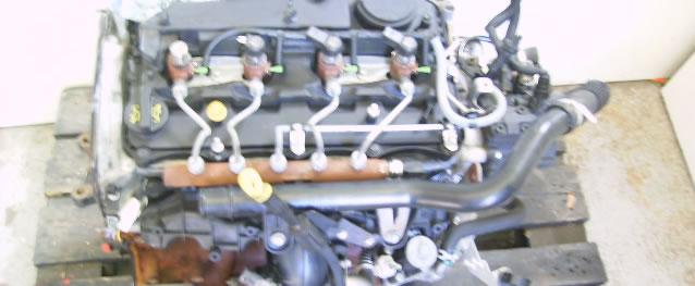 Motor PSA Peugeot Boxer 2.2HDI Ref. 4H03