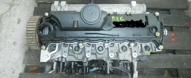 Motor Reconstruido Nissan Qashqai 1.5DCI 106cv Ref. K9K282