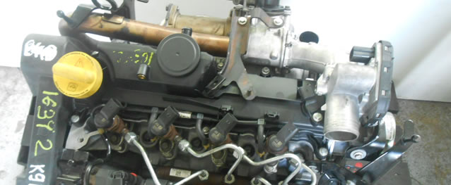 Motor Renault Megane 1.5DCI 106cv Ref. K9K732