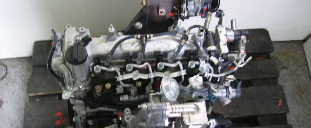 Motor Toyota Auris 1.4 D4D 90cv Ano 2009  Ref. 1NDTV