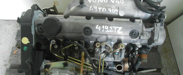 Motor Volvo V40 1.9TD 90cv Ref. 4192T2