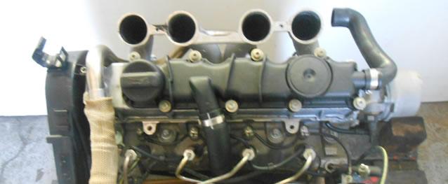 Motor PSA Peugeot Partner / Berlingo / 206 1.9D 69cv Ref. WJY