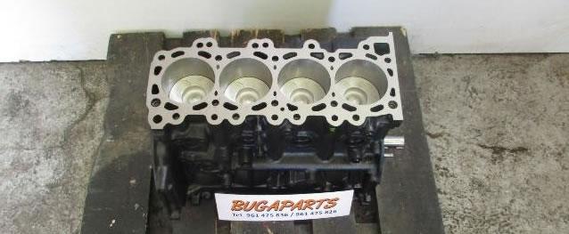 Bloco Curto Nissan Navara (D22) 2.5DI 133cv Ref.YD25DDTI
