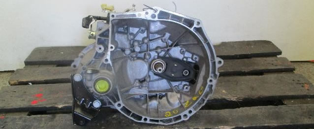 Caixa de Velocidades PSA Citroen C3 1.4HDI 68cv Ref. Motor 8HZ Ref. 20CQ63