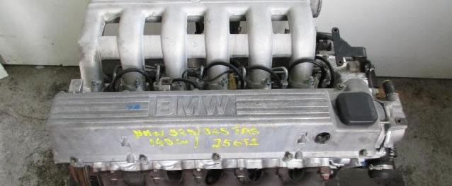 Motor BMW Serie 3 (E36) 325 / 525TDS 143cv Ref. M51D25 (256T1)