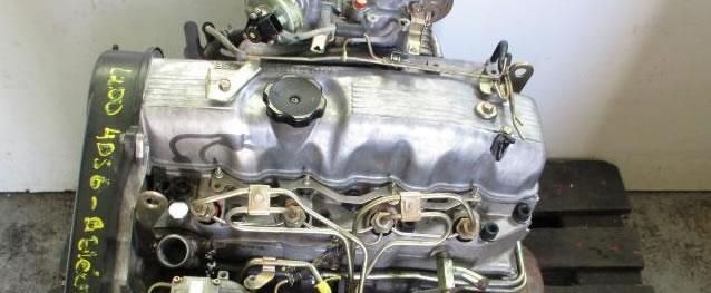 Motor Mitsubishi L200 2.5TD Ref. 4D56 (Bomba Eléctrica)