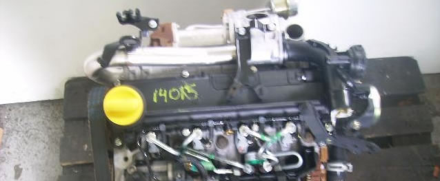 Motor Nissan Note 1.5DCI 86cv Ref. K9K276