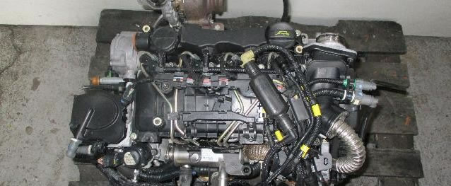 Motor PSA Peugeot 307 1.6 HDI 109cv Ref. 9HY