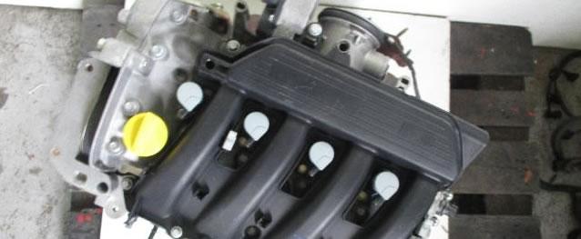 Motor Renault Laguna II 1.6 16V 107cv Ref. K4M710