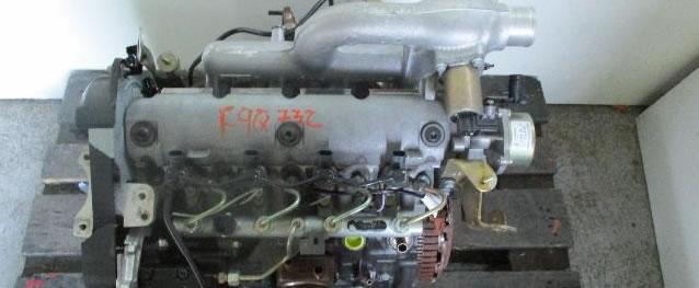 Motor Renault Megane I (fase 1) 1.9DCI 102cv Ref. F9Q732 Ano 2001