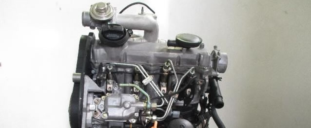 Motor VAG Seat Ibiza III 1.9TDI 110cv Ref. ASV