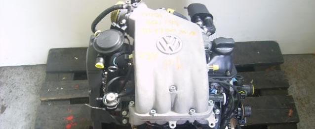 Motor VAG Volkswagen Golf III 1.6 101cv Ano 1995 Ref. AEK