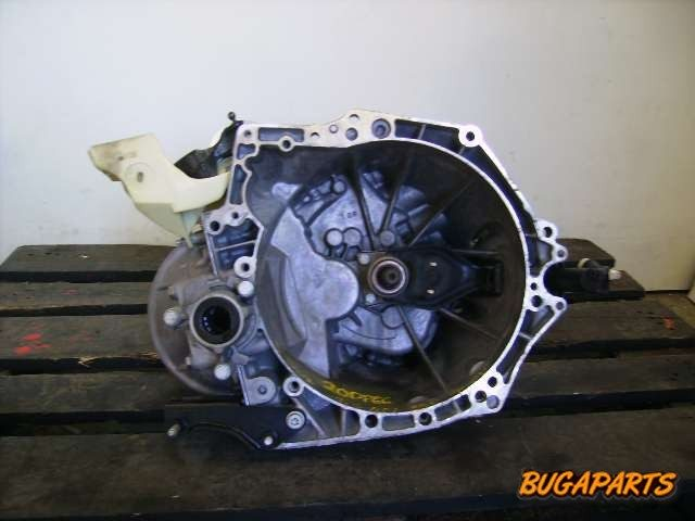 Caixa de Velocidades PSA Peugeot 207 1.6 HDI Ref. 20DP66